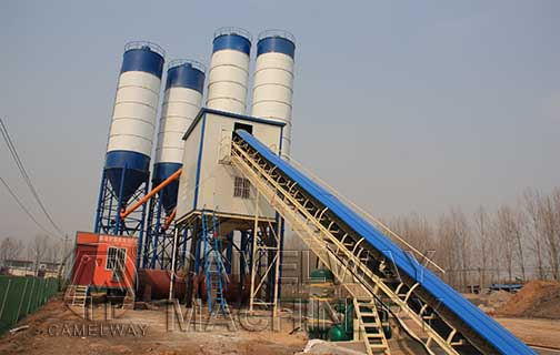 90concrete batching plant