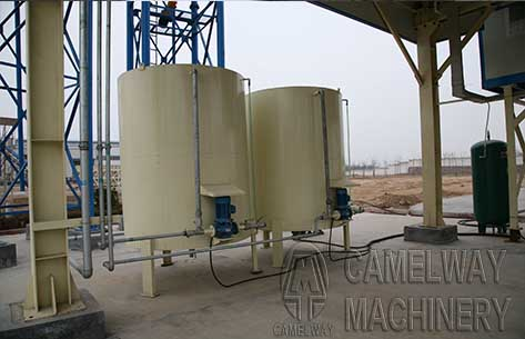 Admixtures Weighing System