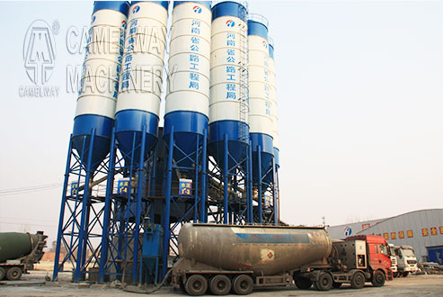 concreet batching plant