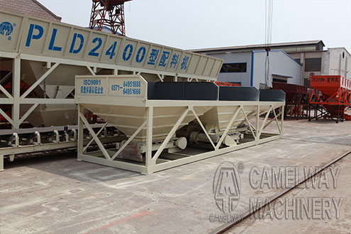 pld batching machine