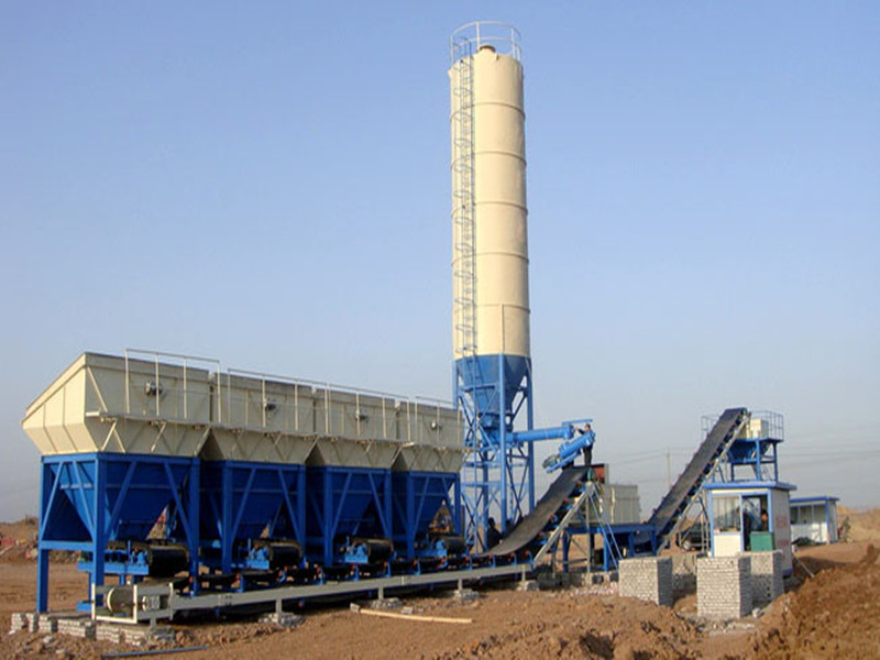 WBZ500 Stabilized Soil Mixing Station